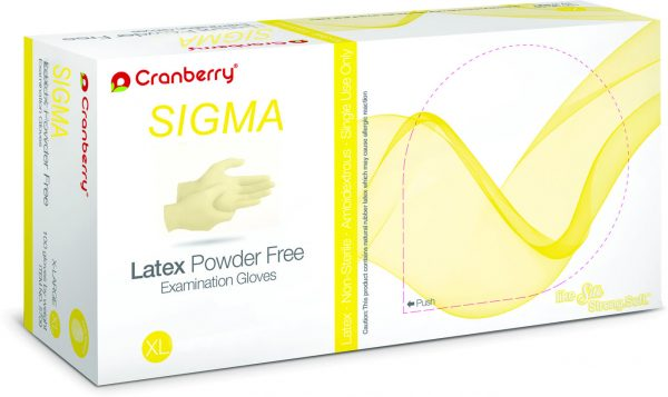 sigma powder free